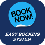 EASY BOOKING SYSTEM BLUE