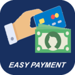 Easily Pay BLUE