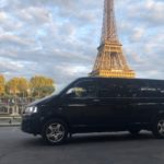 Paris disney minivan taxi