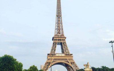 Eiffel - CDG Pars Cab