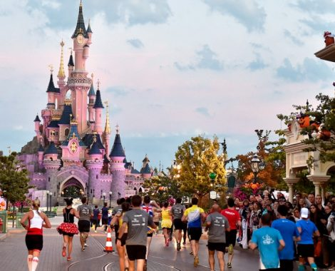 How to get form disneyland Paris
